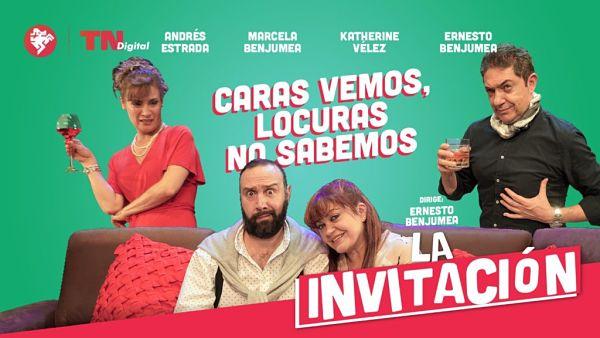 Obra de Teatro «La Invitación»